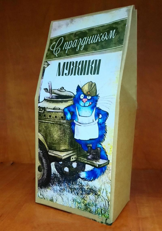 развесной чай в подарочной упаковке